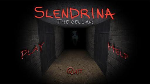 Slendrina:The Cellar (Free) APK screenshot 1