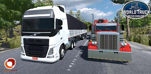 World Truck Driving Simulator pc screenshot