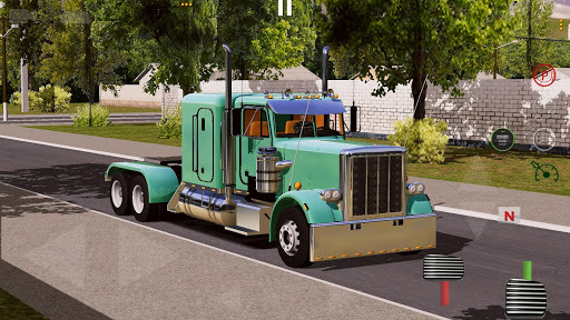 World Truck Driving Simulator APK screenshot 1