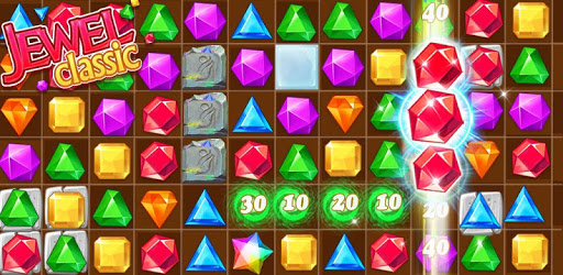 Jewels classic - Jewel Crush Legend pc screenshot