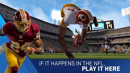 Madden NFL Overdrive Football APK screenshot 1