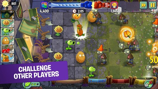 Plants vs. Zombies™ 2 APK screenshot 1