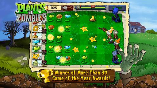 Plants vs. Zombies FREE APK screenshot 1