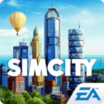 SimCity BuildIt for pc icon