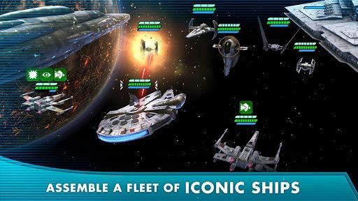Star Wars™: Galaxy of Heroes APK screenshot 1