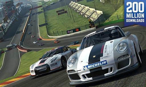 Real Racing 3 APK screenshot 1