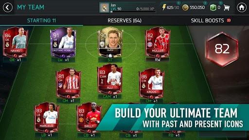 FIFA Soccer APK screenshot 1