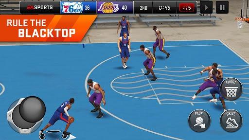 NBA LIVE Mobile Basketball APK screenshot 1