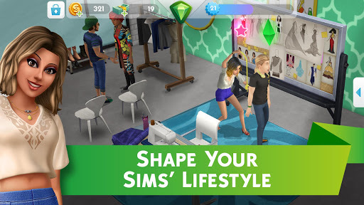 The Sims™ Mobile APK screenshot 1
