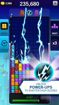 TETRIS  Blitz APK screenshot 1