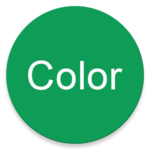 Material Design Color icon