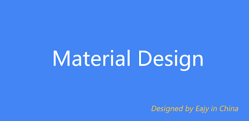 Material Design Demo pc screenshot