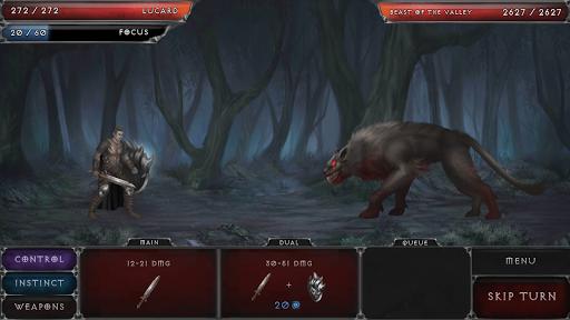 Vampire's Fall: Origins APK screenshot 1