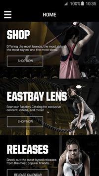 Eastbay APK screenshot 1