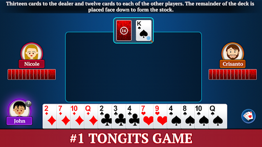 Tongits Plus APK screenshot 1