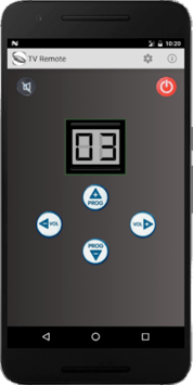 Easy Universal TV Remote APK screenshot 1