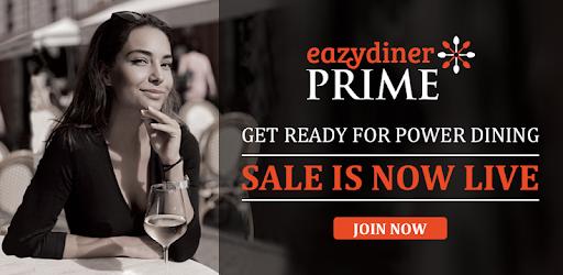 EazyDiner - Best Deals at The Best Restaurants pc screenshot
