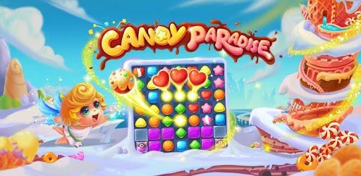 Candy Paradise:Classic Match-3 pc screenshot
