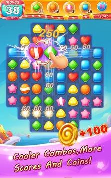 Candy Paradise:Classic Match-3 APK screenshot 1