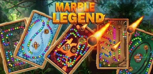 Marble Legend pc screenshot