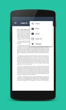 PDF Viewer & Reader APK screenshot 1