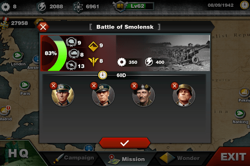 World Conqueror 3 APK screenshot 1
