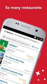 Eat24 Food Delivery & Takeout APK screenshot 1