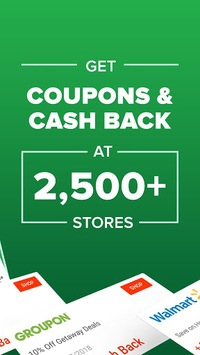 Ebates: Cash Back Shopping, Coupons & Promo Codes APK screenshot 1