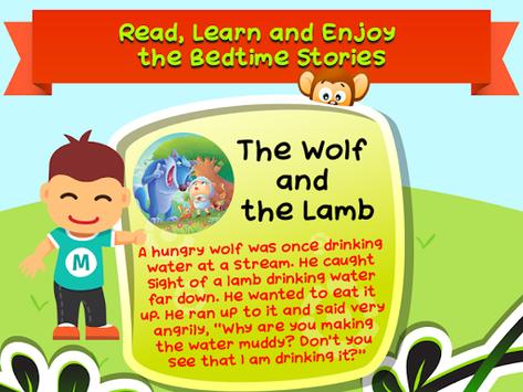 The English Story: Best Short Stories for Kids APK screenshot 1