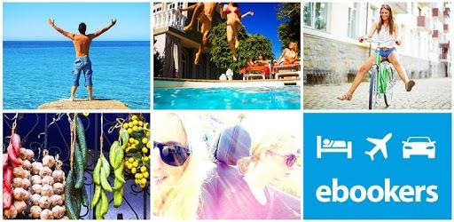 ebookers - Hotels, Flights & Package deals pc screenshot