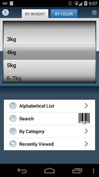 eBroselow SafeDose APK screenshot 1