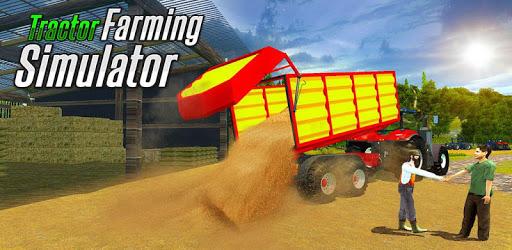 Real Forage Tractor Farming Simulator 2018 Game pc screenshot