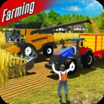 Real Forage Tractor Farming Simulator 2018 Game APK icon