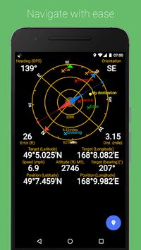GPS Status & Toolbox APK screenshot 1