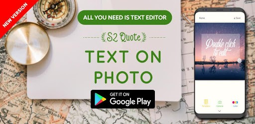 Text To Photo - Photo Text Edit pc screenshot