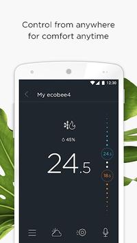 ecobee APK screenshot 1