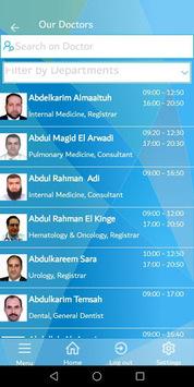 Specialized Medical Center APK screenshot 1