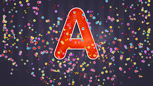 ABC Alphabet Tracing APK screenshot 1
