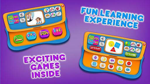 Baby Phone Game for Kids Free APK screenshot 1