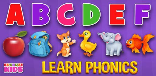 Learning Phonics for Kids pc screenshot