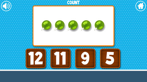 Numbers and Math for Kids APK screenshot 1