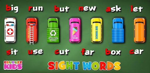 Sight Words  Pre-K to Grade-3 pc screenshot