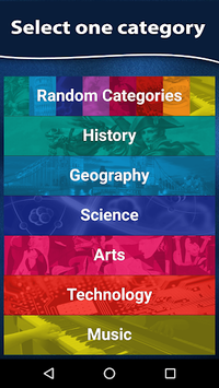 Quiz of Knowledge - Free game APK screenshot 1