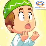 Muslim Kids Prayer + Sound icon