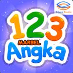 Marbel - Belajar Angka + Suara icon