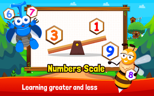 Marbel Kids Learn To Count APK screenshot 1