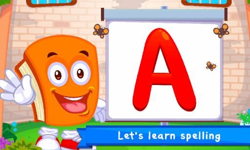 Marbel Alphabet - Learning Games for Kids APK screenshot 1