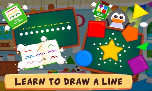 Marbel Writing - Complete Learning for Kids APK screenshot 1