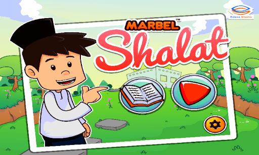 Marbel Belajar Shalat + Audio screenshot 1