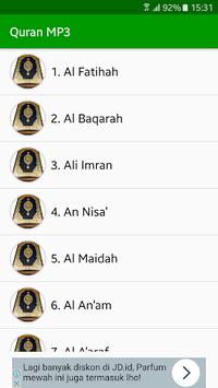 Quran MP3 Full Offline APK screenshot 1